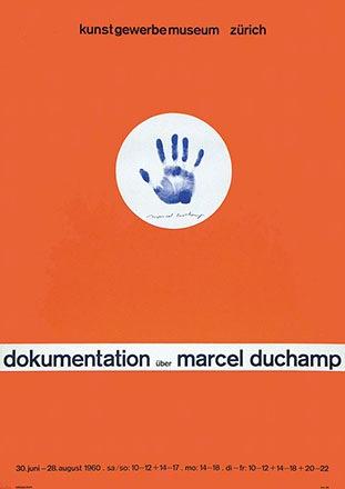 Bill Max - Dokumentation über Marcel Duchamp