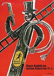 Hirzel Fritz - Rauch Knebeli