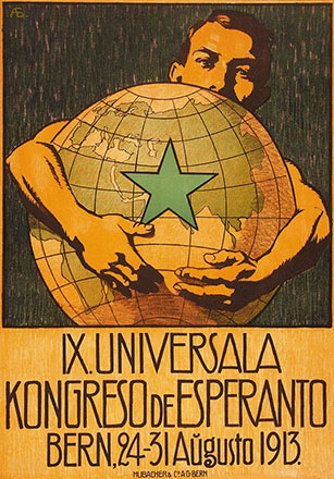Monogramm AG - Universala Esperanto