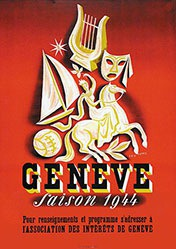 Poncy Eric - Saison Genève