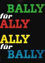 Justesen + Bolliger - Bally