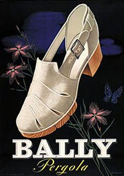 Aeschbach Hans - Bally Pergola