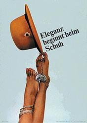 Jenny Christoph - Eleganz beginnt beim Schuh
