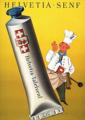 Leupin Herbert - Helvetia Senf