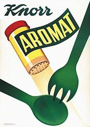Neukomm Fred. - Knorr Aromat
