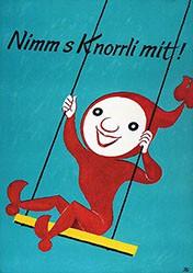 Tomamichel Hans - Knorr
