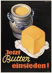 Jäggi + Wüthrich - Butter einsieden