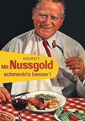 Lintas Werbeagentur - Nussgold Kochfett