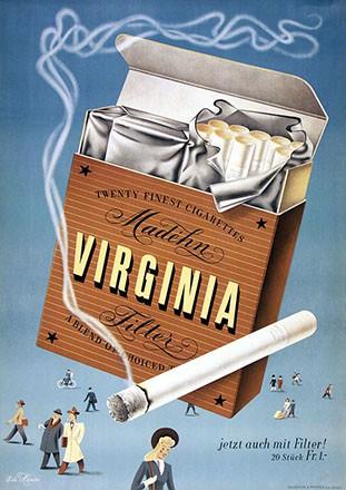Hauri Edi - Virginia