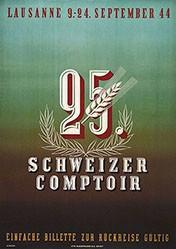Pache André - Schweizer Comptoir Lausanne