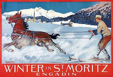 Christoffel Anton - St. Moritz