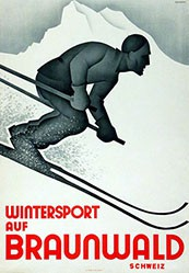 Handschin Johannes - Wintersport