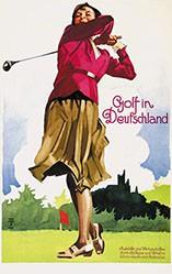 Hohlwein Ludwig - Golf in Deutschland