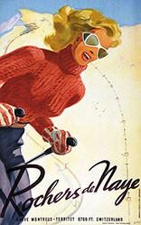 Libiszewski Herbert - Rochers de Naye