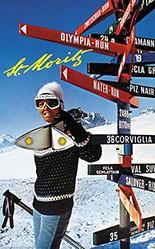 Nater Hans - St. Moritz