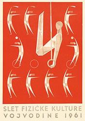 Monogramm N.S. - Slet fizicke Kulture