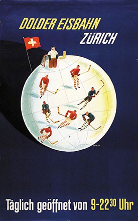 Barberis Franco - Dolder Eisbahn Zürich