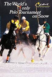 Eberhöfer Helmut (Photo) - The World's Polo Tournament on Snow