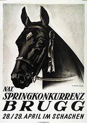 Müller Gottlieb - Springkonkurrenz Brugg