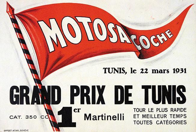 Anonym - Grand Prix de Tunis