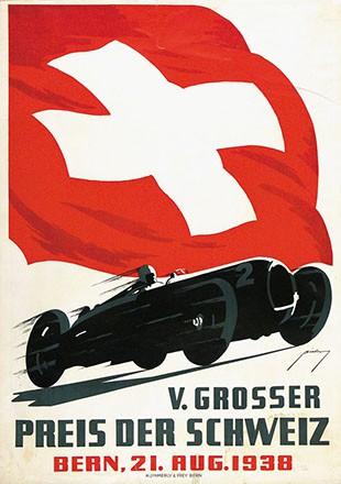 Bieber Armin - V. Grosser Preis der Schweiz