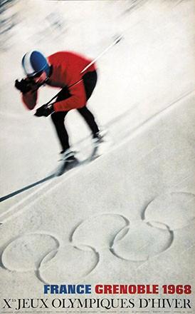 Dubois J. - Jeux olympiques d'hiver