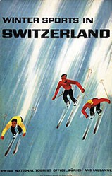 Diggelmann Alex Walter - Winter Sports in Switzerland