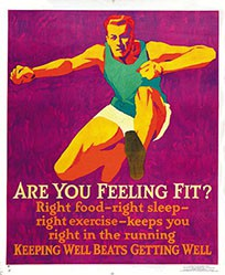 Anonym - Are you Feeling fit?