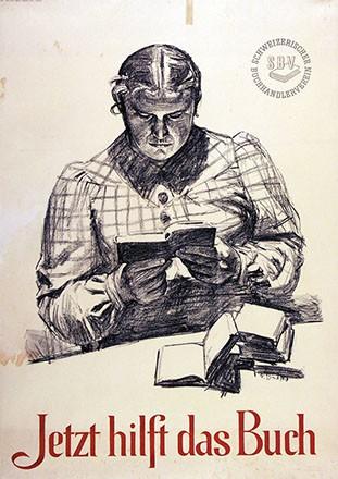 Bodmer Paul - Jetzt hilft das Buch