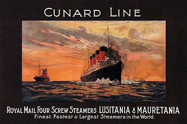 Wilkinson Norman - Cunard Line