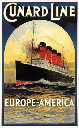 Anonym - Cunard Line