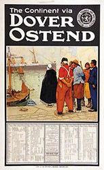 Cassiers Henri - Dover Ostend