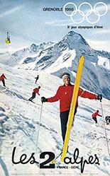 Machatschek Ph. - Jeux olympiques d'hiver