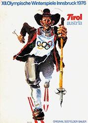Pötsch Walter - Olympische Winterspiele