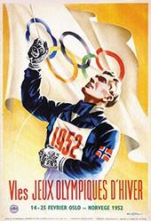 Yran Knut - Jeux Olympiques d'hiver