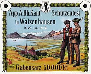 Anonym - Schützenfest Walzenhausen