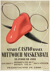 Stoecklin Niklaus - Mittwoch-Maskenball