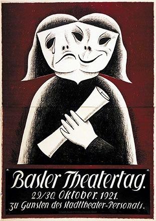 Stoecklin Niklaus - Basler Theatertag