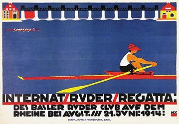 Stoecklin Niklaus - Ruder Regatta Basel