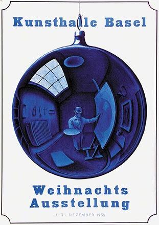 Stoecklin Niklaus - Weihnachts-Ausstellung