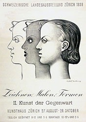 Stoecklin Niklaus - Zeichnen, malen, formen