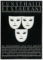Stoecklin Niklaus - Kunsthalle Restaurant