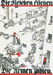 Stoecklin Niklaus - Die Reichen fliehen