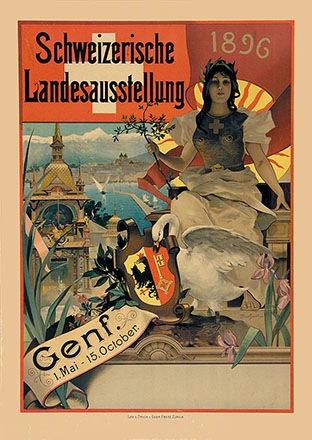 Pinchart Emile Auguste - Schweizerisch Landesausstellung