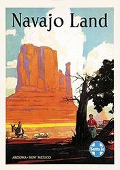 Anonym - Navajo Land