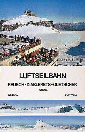 Baudat-Faes (Photo) - Luftseilbahn