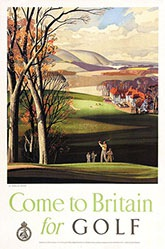 Hilder Rowland - Come Britain for Golf
