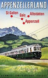 Monogramm W.O. - Appenzellerland