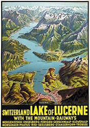 Ruep Josef - Lake of Lucerne