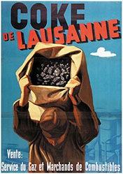 Anonym - Coke de Lausanne